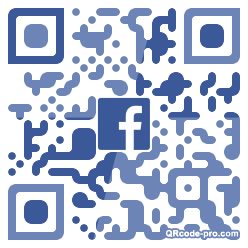 QR code with logo 2TH70