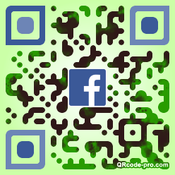 QR code with logo 2THS0