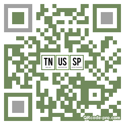 QR code with logo 2TJe0