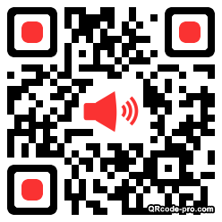 QR code with logo 2TP30