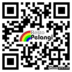 QR code with logo 2TPy0