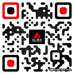 QR code with logo 2TQd0
