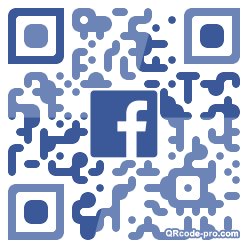 QR code with logo 2TYz0