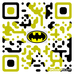 QR code with logo 2Tel0