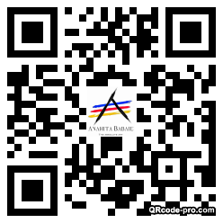 QR code with logo 2Tf90