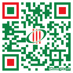 QR code with logo 2Tgd0