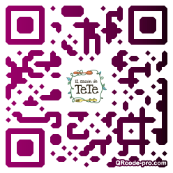 QR code with logo 2Tlj0