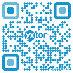 QR code with logo 2TmJ0