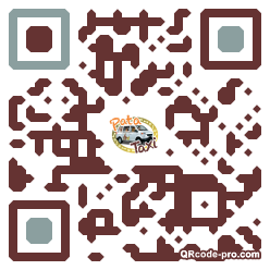 QR code with logo 2Tmi0