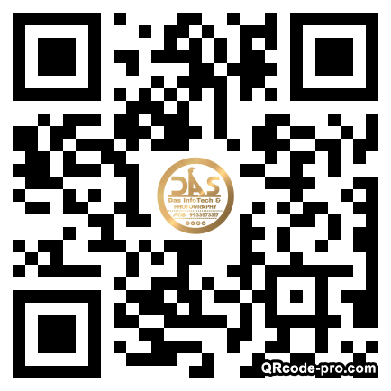 QR code with logo 2Ttp0