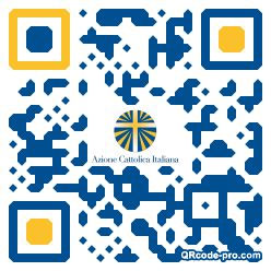 QR code with logo 2UCR0