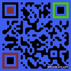 QR code with logo 2VVJ0