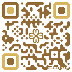 QR code with logo 2VYB0
