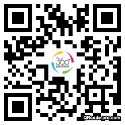 QR code with logo 2WDb0