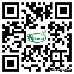 QR code with logo 2WFy0
