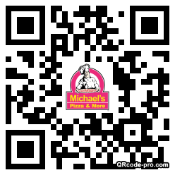 QR code with logo 2WHI0
