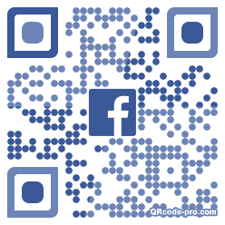 QR code with logo 2WMb0