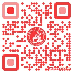 QR code with logo 2WQh0