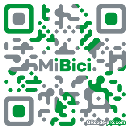 QR code with logo 2WRY0