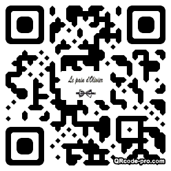 QR code with logo 2WS00