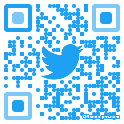 QR code with logo 2WYT0