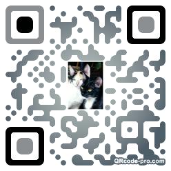 QR code with logo 2X8E0