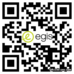 QR code with logo 2XAe0