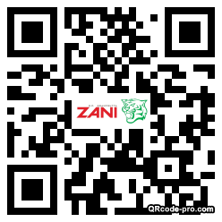 QR code with logo 2XB90