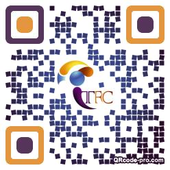 QR code with logo 2XC50