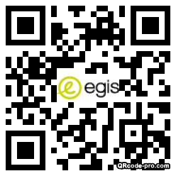 QR code with logo 2XCc0
