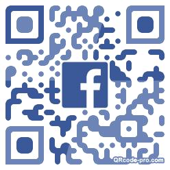 QR code with logo 2XDF0