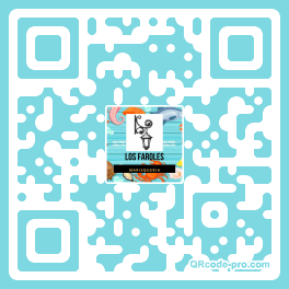 QR code with logo 2XEc0