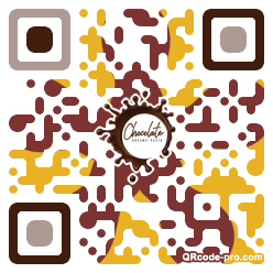 QR code with logo 2XI60
