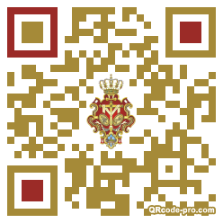 QR code with logo 2XP60