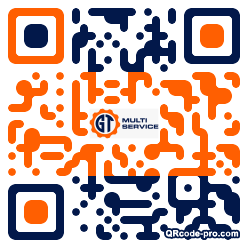 QR code with logo 2XV70