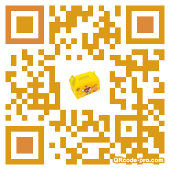 QR code with logo 2XVM0