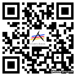QR code with logo 2XXW0