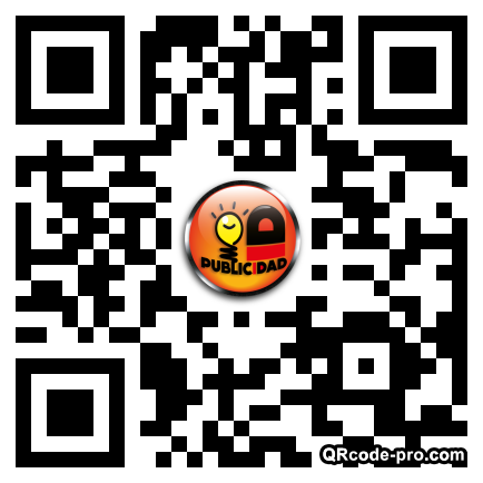 QR code with logo 2XeY0