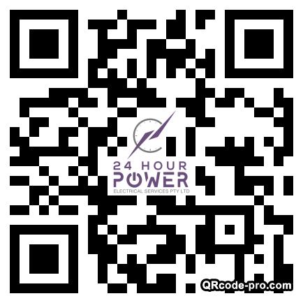 QR code with logo 2Xfu0