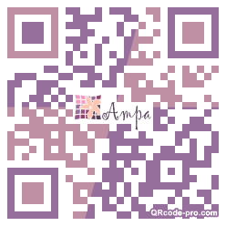 QR code with logo 2XjH0