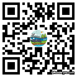 QR code with logo 2Xll0