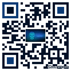 QR code with logo 2Xrb0