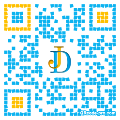 QR code with logo 2Y6E0