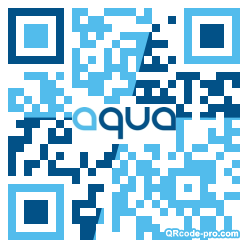 QR code with logo 2YFb0