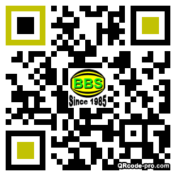 QR code with logo 2YSL0