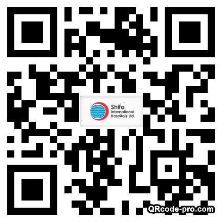 QR code with logo 2YSg0