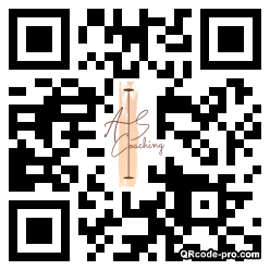 QR code with logo 2YZ20