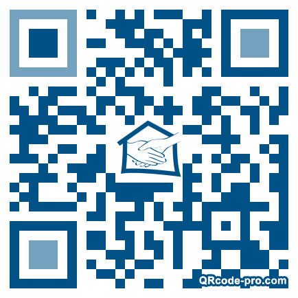 QR code with logo 2Yit0