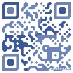 QR code with logo 2Yug0