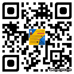 QR code with logo 2Ywi0